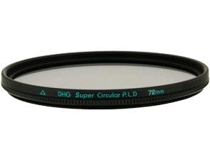 Marumi 72mm Super DHG Circular PL.D 0