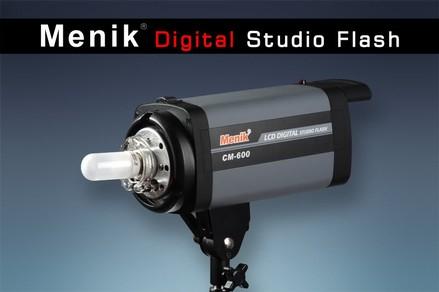 Menik Blitz Studio 400Ws CM-400 (touch screen) [0]