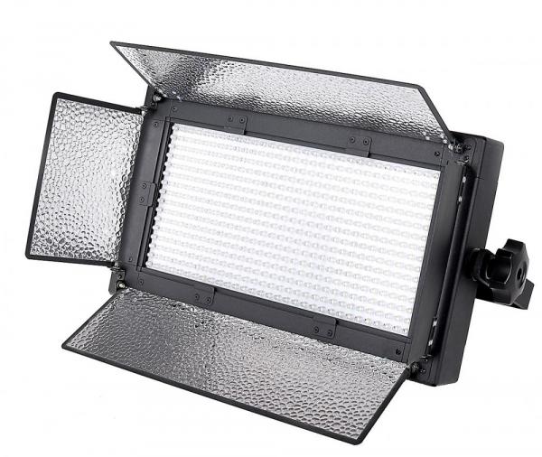 Menik LG 500 Lumina continua cu leduri Led Photo Light [1]