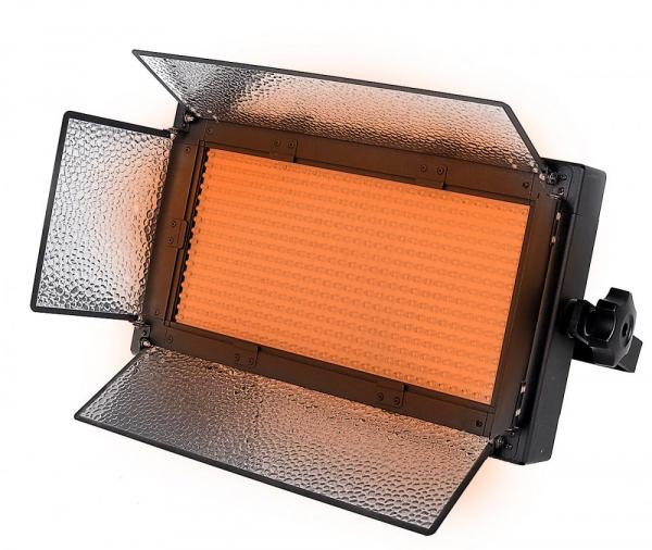 Menik LG 500 Lumina continua cu leduri Led Photo Light [2]