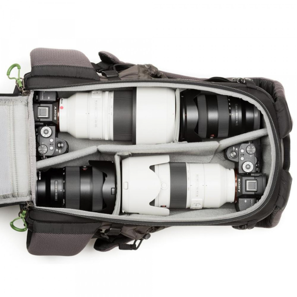 MindShift BackLight 18L Charcoal - rucsac foto 11