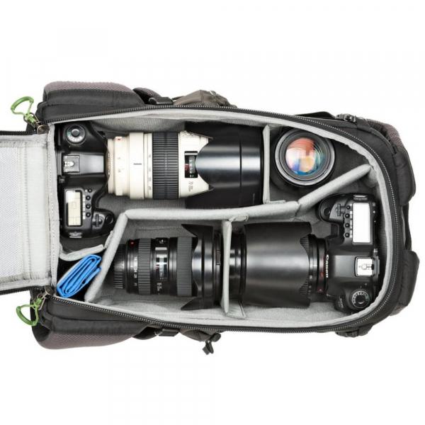 MindShift BackLight 18L Charcoal - rucsac foto 8