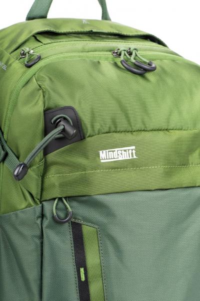MindShift BackLight 26L Woodland Green - rucsac foto 2