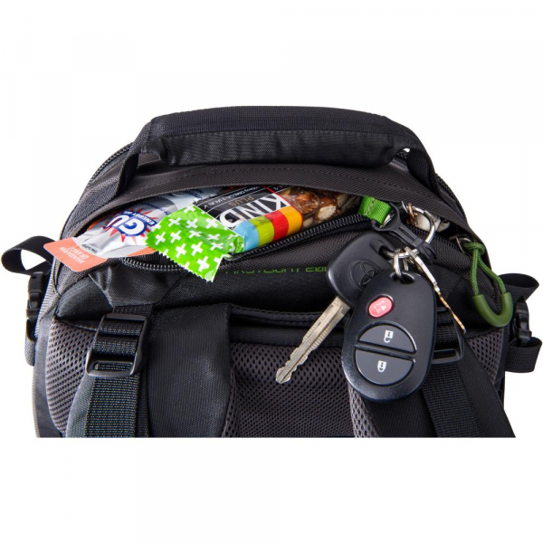 MindShift  FirstLight 20L (Charcoal) - rucsac foto + laptop 6