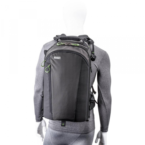 MindShift  FirstLight 20L (Charcoal) - rucsac foto + laptop 9