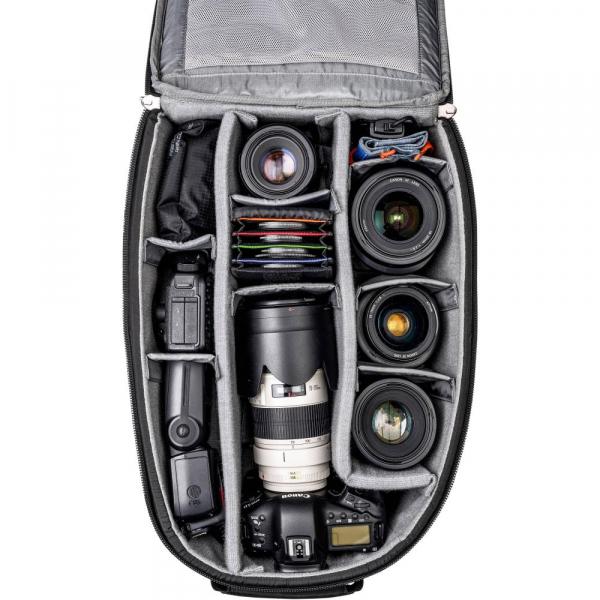 MindShift  FirstLight 30L (Charcoal) - rucsac foto + laptop 6