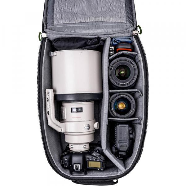 MindShift  FirstLight 30L (Charcoal) - rucsac foto + laptop 5