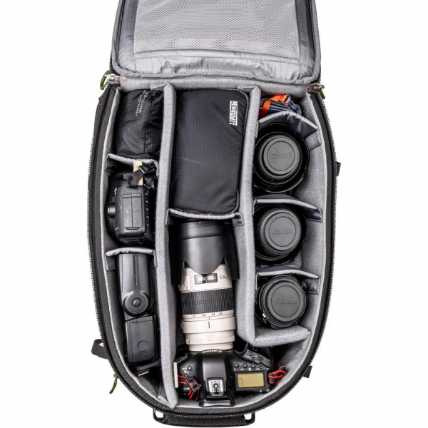 MindShift  FirstLight 30L (Charcoal) - rucsac foto + laptop 3