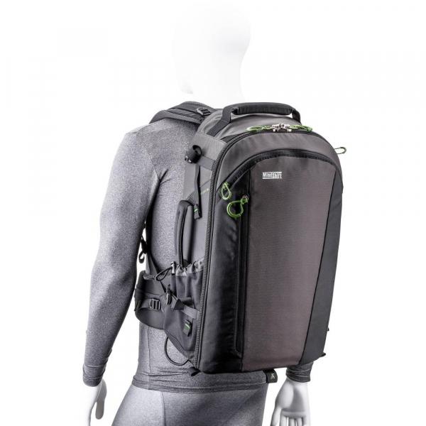MindShift  FirstLight 30L (Charcoal) - rucsac foto + laptop 8