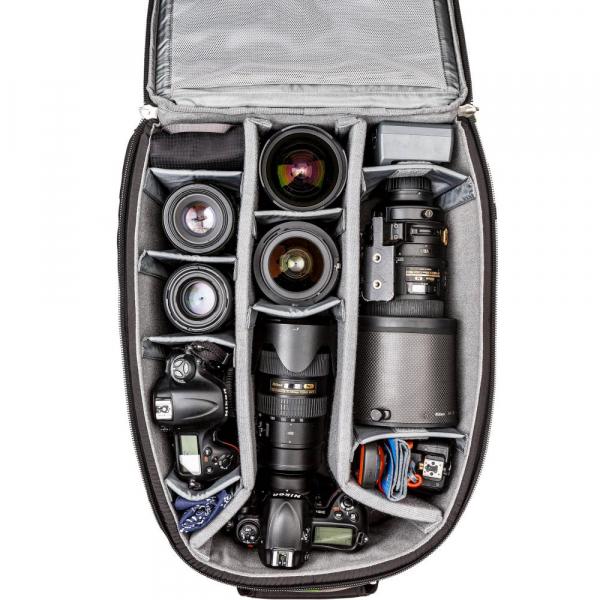 MindShift  FirstLight 40L (Charcoal) - rucsac foto + laptop 5