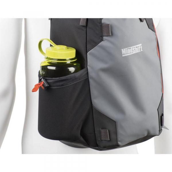 MindShiftGear PhotoCross 10 - Carbon Grey - rucsac cu o singura bretea 5