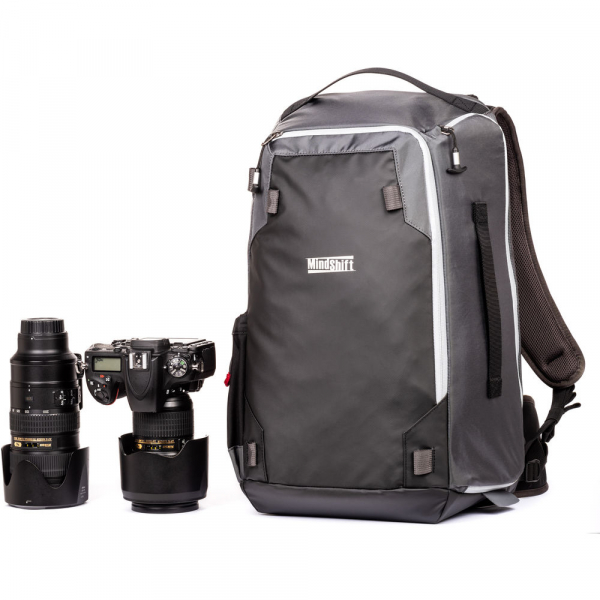MindShiftGear PhotoCross 15 Backpack - Carbon Grey - rucsac foto 2