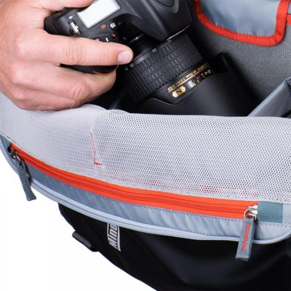 MindShiftGear PhotoCross 15 Backpack - Orange Ember - rucsac foto 9