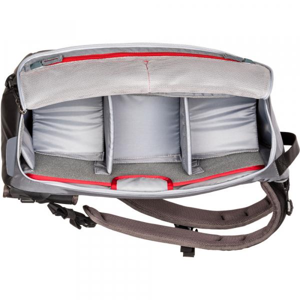 MindShiftGear PhotoCross 15 Backpack - Orange Ember - rucsac foto 5