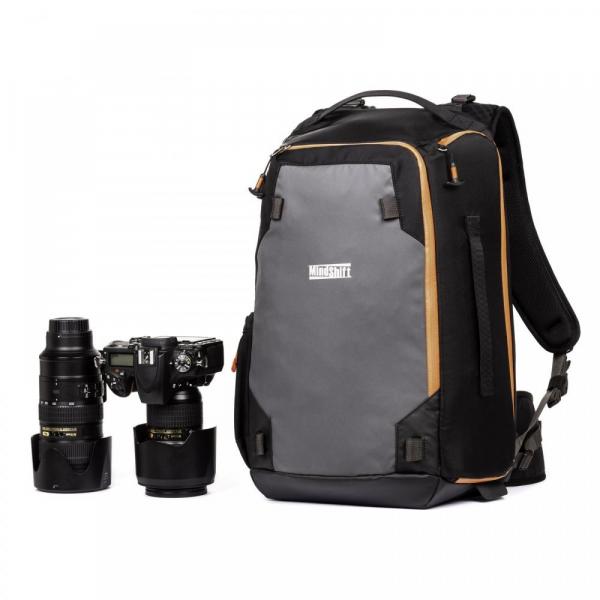 MindShiftGear PhotoCross 15 Backpack - Orange Ember - rucsac foto 3