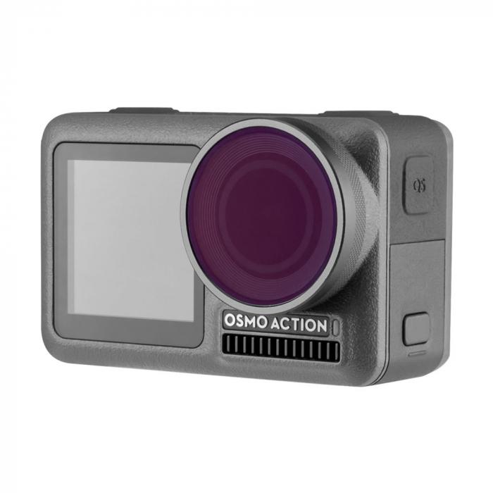 Set de filtre pentru DJI OSMO, pentru fotografii/ filmari subacvatice  - OS-FLT-T01 [0]