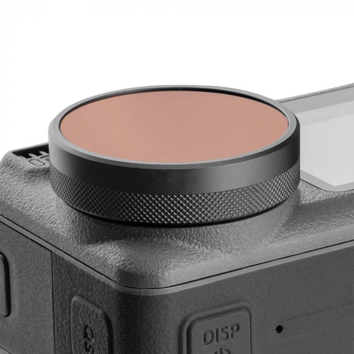 Set de filtre pentru DJI OSMO, pentru fotografii/ filmari subacvatice  - OS-FLT-T01 [3]
