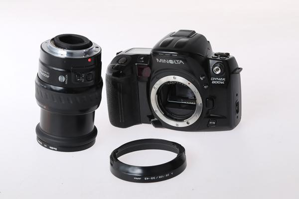 Minolta Dynax 800si + Minolta AF xi 28-105mm f/3,5-4,5 (S.H.) 5