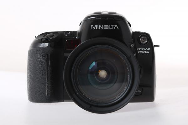 Minolta Dynax 800si + Minolta AF xi 28-105mm f/3,5-4,5 (S.H.) 0