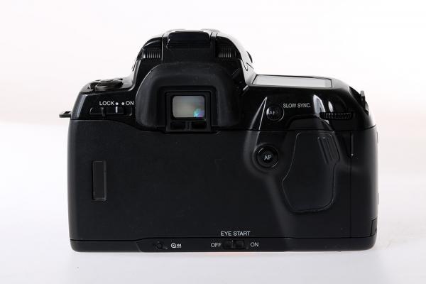Minolta Dynax 800si + Minolta AF xi 28-105mm f/3,5-4,5 (S.H.) 3