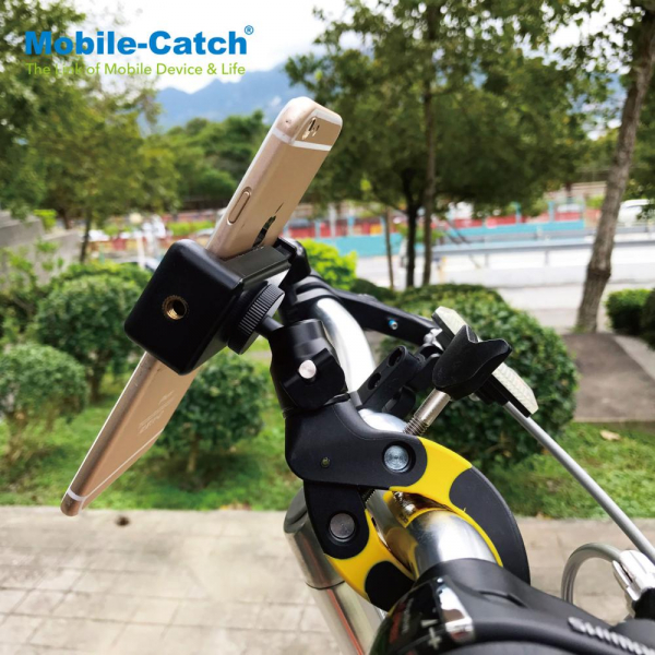 Mobile-Catch King-of-Kings Clamp - clema prindere cu suport pt smartphone 6