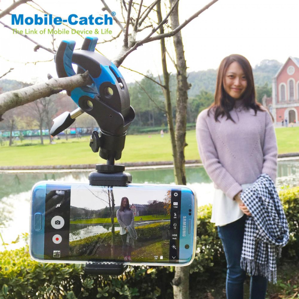 Mobile-Catch King-of-Kings Clamp - clema prindere cu suport pt smartphone 8