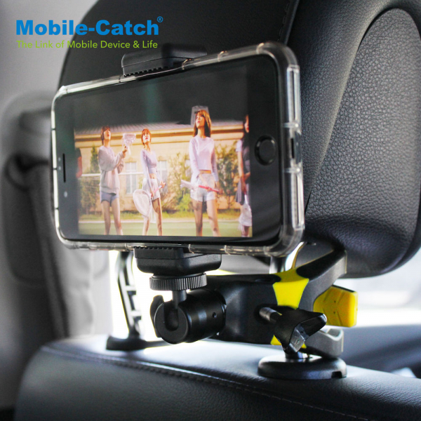 Mobile-Catch King-of-Kings Clamp - clema prindere cu suport pt smartphone 4