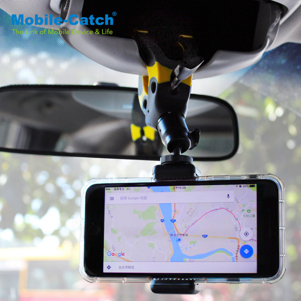 Mobile-Catch King-of-Kings Clamp - clema prindere cu suport pt smartphone 3