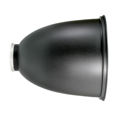 Multiblitz Reflector 33cm ingust, argintiu (RIENG) - montura V [0]