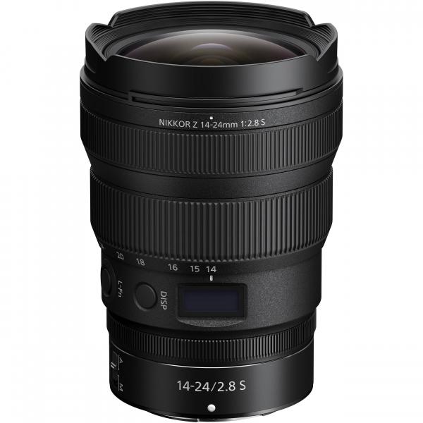 NIKKOR Z 14-24mm f/2.8 S Obiectiv Foto Mirrorless 0