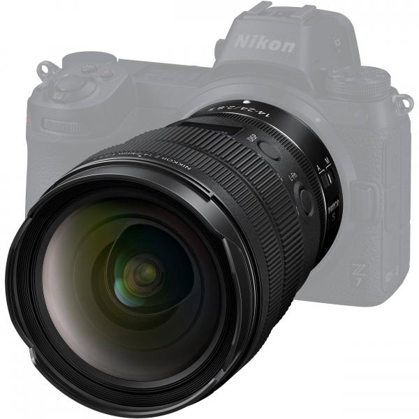 NIKKOR Z 14-24mm f/2.8 S Obiectiv Foto Mirrorless 2