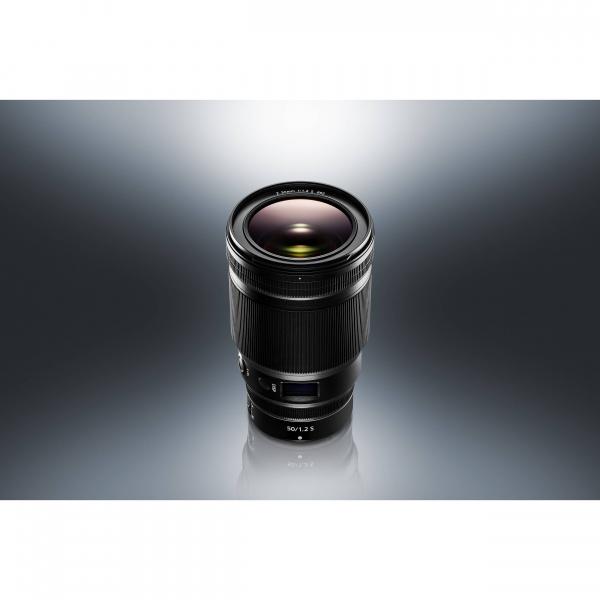 NIKKOR Z 50mm f/1.2 S Obiectiv foto mirrorless 3