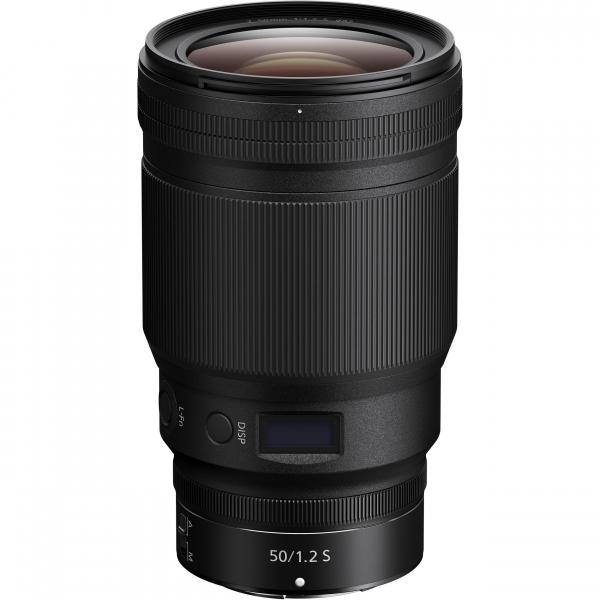 NIKKOR Z 50mm f/1.2 S Obiectiv foto mirrorless 0