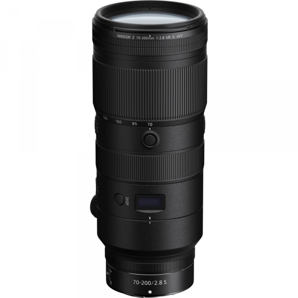 NIKKOR Z 70-200mm f/2.8 VR S, obiectiv Mirrorless [0]