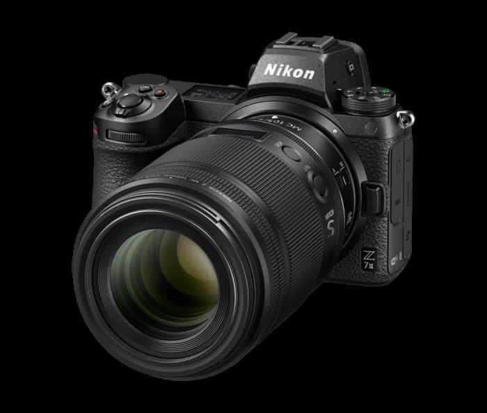 NIKKOR Z MC 105mm f/2.8 VR S  - Obiectiv foto mirrorless [10]