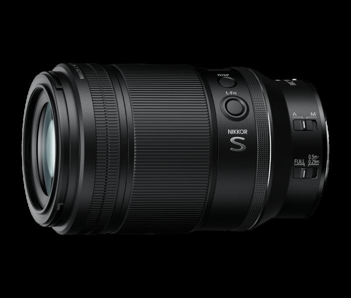 NIKKOR Z MC 105mm f/2.8 VR S  - Obiectiv foto mirrorless [2]