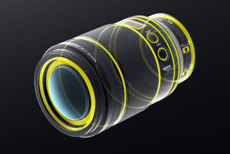 NIKKOR Z MC 105mm f/2.8 VR S  - Obiectiv foto mirrorless [5]