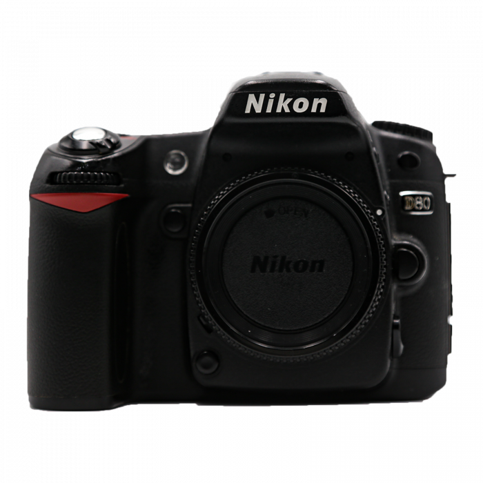 Nikon D80 S.H.(Second Hand) [0]