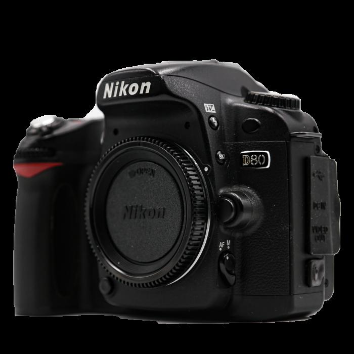 Nikon D80 S.H.(Second Hand) [1]
