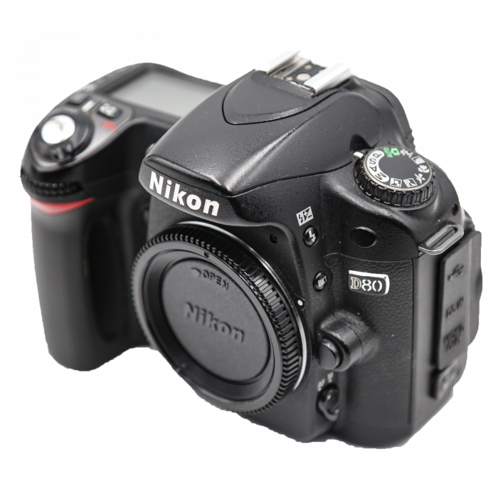 Nikon D80 S.H.(Second Hand) [4]