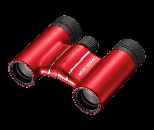 Nikon ACULON T01 10X21 - Binoclu - Rosu  [0]