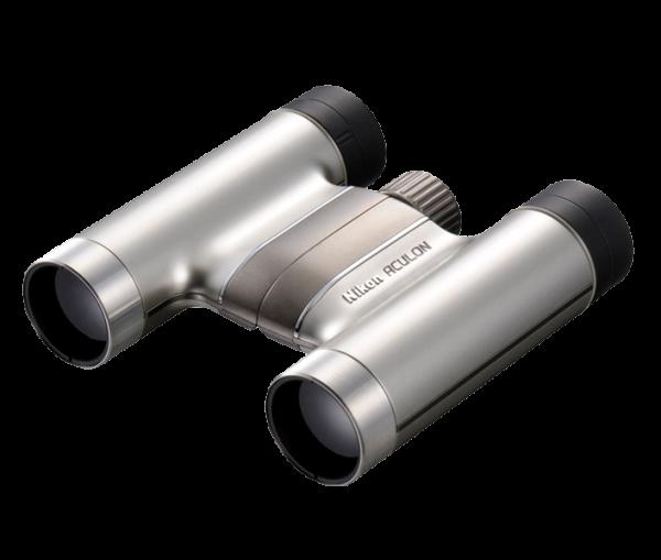 Nikon ACULON T51 10X24 - Binoclu - Silver  0