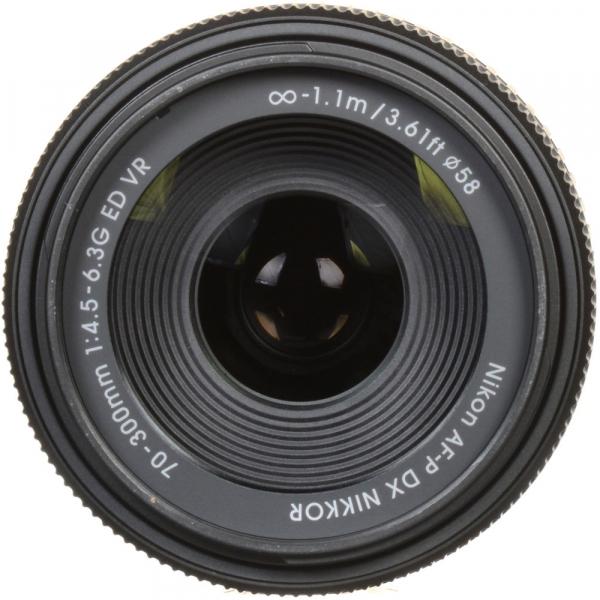 Nikon AF-P 70-300mm f/4.5-6.3G ED VR  DX NIKKOR [3]