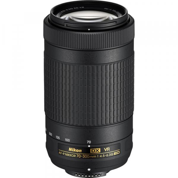 Nikon AF-P 70-300mm f/4.5-6.3G ED VR  DX NIKKOR [0]
