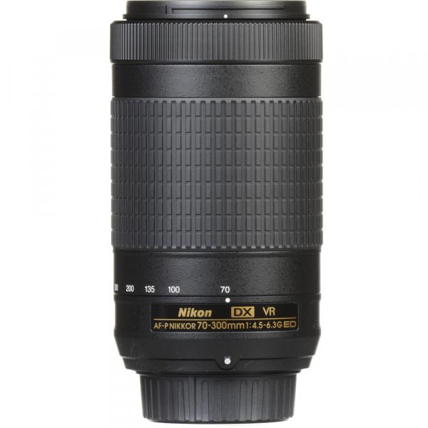 Nikon AF-P 70-300mm f/4.5-6.3G ED VR  DX NIKKOR [1]