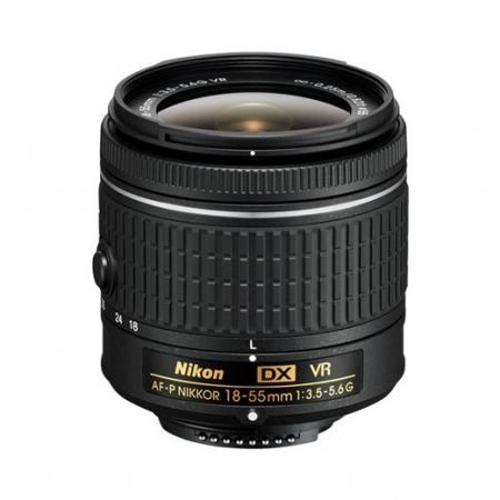 Nikon AF-P DX Nikkor 18-55mm f/3.5-5.6G VR bulk 0