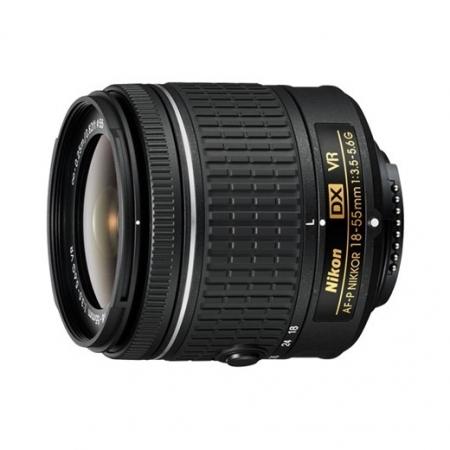 Nikon AF-P DX Nikkor 18-55mm f/3.5-5.6G VR bulk 1