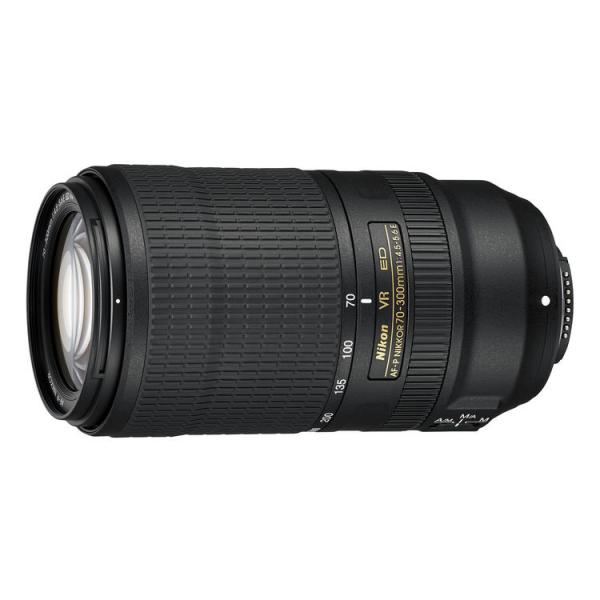 Nikon AF-P Nikkor 70-300mm F4.5-5.6E ED VR FX 0