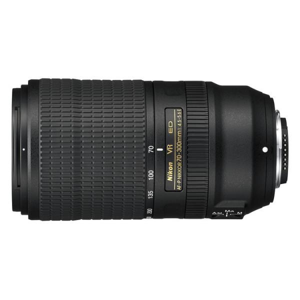 Nikon AF-P Nikkor 70-300mm F4.5-5.6E ED VR FX 1