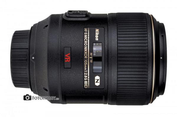 Nikon AF-S 105mm f/2.8 G IF-ED VR Micro 1:1 (Inchiriere) 4